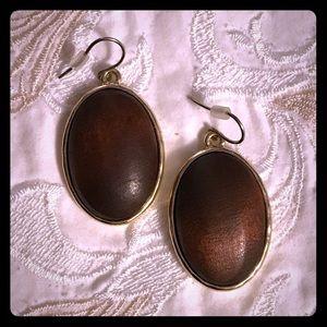 Dana Buchman Jewelry - 🎁 Wooden Earrings